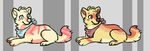 Dog Adopts - OPEN by Maes-adopts
