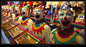 Send in the Clowns by Hash77