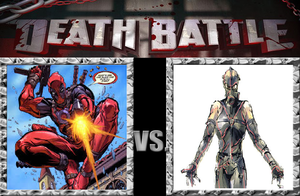 DEATH BATTLE Deadpool vs Psycho Mantis by V1EWT1FUL