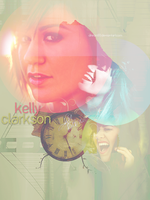 Kelly Clarkson Graphic by dream93