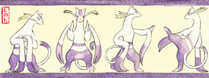 Mienshao Scroll