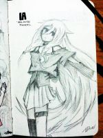 IA -ARIA OF THE PLANETES- by GENESISKUN