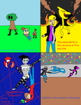 Deviant Multiverse 1 by Shadobian11