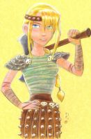 Astrid Hofferson by LEXLOTHOR