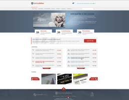 Codebox Romania official website [ soon ] by MsT4GFX