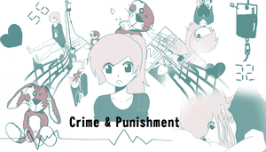 Crime and Punishment by TurquoiseDreamer2