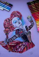 Queen of Hearts by sweetTais