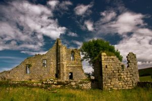 Cartington Castle 2 by newcastlemale