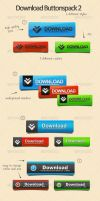 Download Buttons Pack 2 by KL-Webmedia