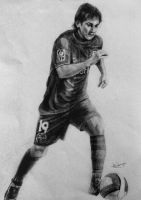 Messi by vicariou5