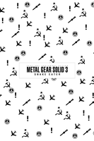 Metal Gear Solid 3 iPhone White by atLevel1Alt