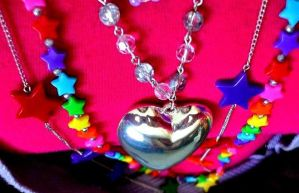 necklaces stock 2 by itsashleys-stock