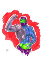 MarkerDrawing-TrapJaw by shaotemp