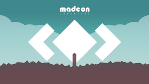 Madeon - Adventure - Wallpaper Minimal by Airscream