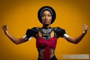 MODEL ASSINA - AFRICAN PRINCESS by steeveaukingso