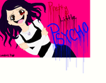 Pretty Little Psycho by lunablack14