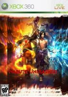 Xbox 360 Naruto Unleashed by WolfDragonGod