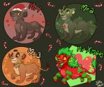 DTA Cubbies need a home Xmaas DTA by Juffs