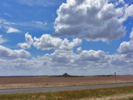 West Texas Mole Hill Sh103280 by CorazondeDios