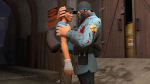 SFM: Hang in there, maggot by DePleur