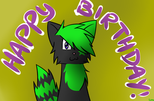 it's hailey's birthday! by CoolCodeCat