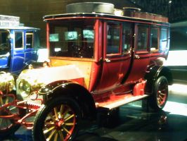 1904 M-S 60 PS Reiselimousine by ShawnSPeters