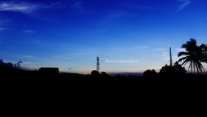 silhouette photography by fajaranf