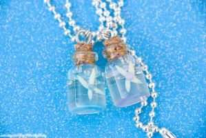 Fairy Bottles by IvrinielsArtNCosplay