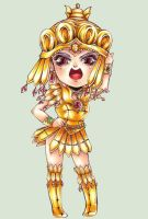 Sailor Galaxia Chibi [Sailor Moon Project] by chaseau
