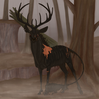 Kodaav | Stag | Mercenary/Raider by ChrissyMax