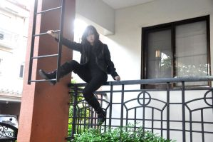 Shadowhunter Cosplay: Time to get up by AdventureTimeWithJan