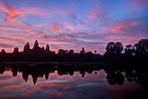 Angkor Wat by SantiBilly