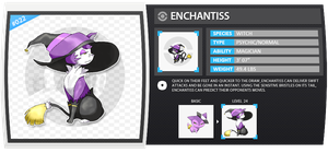 022 :: Enchantiss by Elaynii
