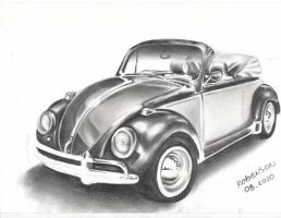 fusca by Robensonsantos