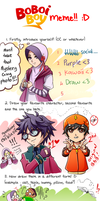 BoBoiBoy Meme~! by ryocutema