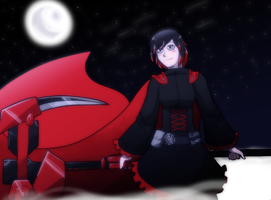 Ruby Rose by Mad-Revolution