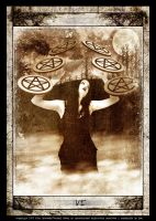 Six of Pentacles by jdybowski