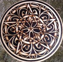 Garden Gate Pentacle by parizadhe