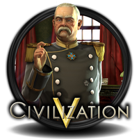 Civilization V Icon v1 by Kamizanon