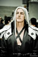 Sephiroth : Final Fantasy by jeffreyhing