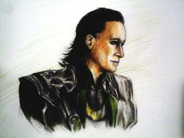 Loki by Mirish