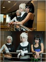 Danny Phantom: The Gang by CosplayerWithCamera