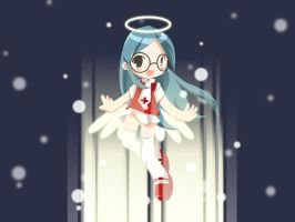 another angel by Danime-chan