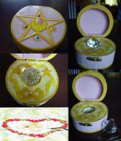 Sailor Moon 'R' Locket by Unadzuki
