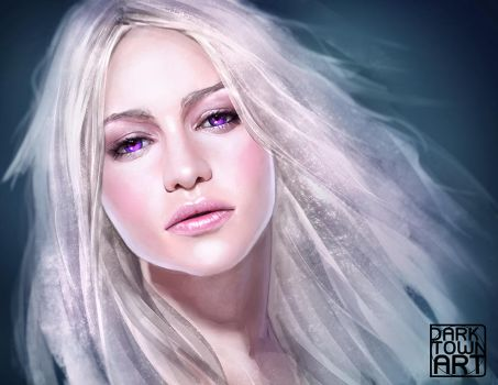 Daenerys Targaryen (Study) With Videos by ZombieSandwich