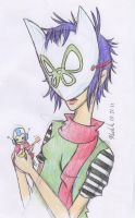 Happy Birfday, Noodle by MissShell666