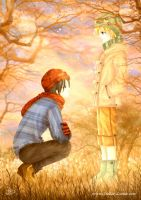 Under The Light_SasuNaru by Lanzetter