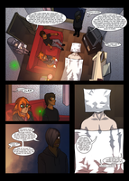 Under the Skin: Page 88 by ColacatintheHat