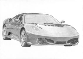 Ferrari F430 by 8-for-english