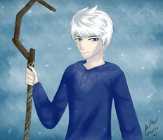 Jack Frost by Wonderland-Cupcake
